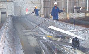 Cách phân biệt thép mạ kẽm nhúng nóng và sản phẩm sản xuất từ tôn kẽm