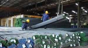 8 tháng đầu năm nhập khẩu sắt thép của Việt Nam tăng trưởng mạnh
