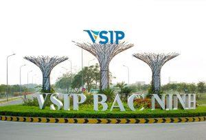 Khu đô thị và dịch Vụ VSIP Bắc Ninh